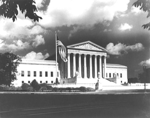 united states constitution and supreme court The supreme court ruled that president trump  a three-judge panel of the united states court of  the constitution's .