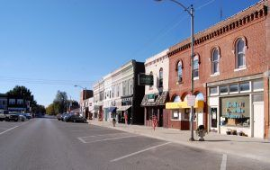 Virden, Illinois today