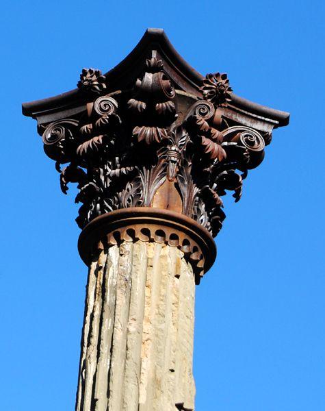 Windsor Column Capital