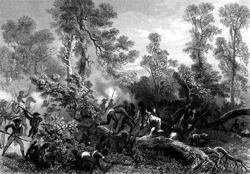 battle of miami 1859