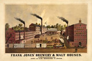 New Hampshire Brewery