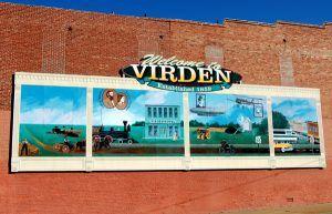 Virden Mural