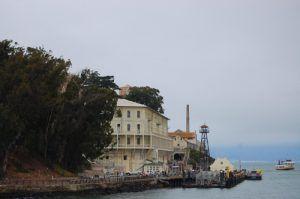 Approaching Alcatraz, by Kathy Weiser-Alexander.