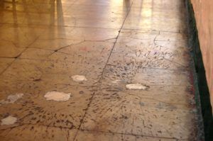 Alcatraz Battle Scars
