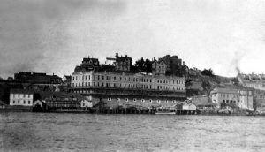 Alcatraz Citadel 1908