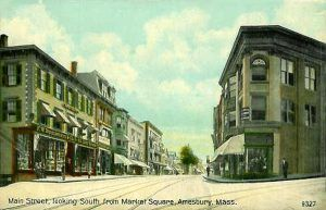 Amesbury, Massachusetts in 1911