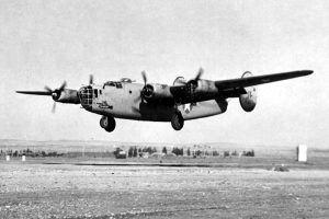 B-24 Liberator Bomber Plane