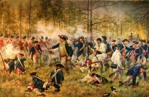 Battle of Camden, South Carolina, B. Patrick White