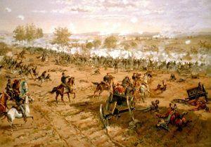 Battle of Gettysburg, Pennsylvania