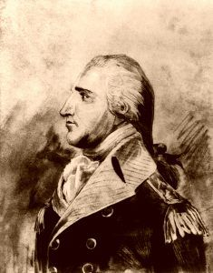 Benedict Arnold by John Trumbull, 1894.