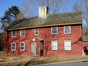 Benjamin Abbot House, courtesy Wikipedia