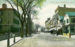 Beverly, Massachusetts in 1906