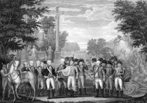 British surrender at Yorktown, Virginia, Tanner, Vallance, Kearny and Co