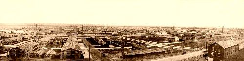 Camp Funston, Kansas, 1918