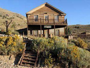 Cerro Gordo American Hotel