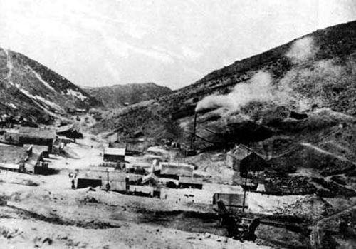 Cerro Gordo CA