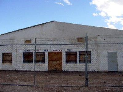 Old Store in Chambless, California, December, 2004, Kathy Weiser.