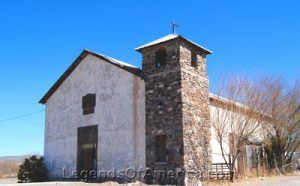 Church of San Jose del Polvo