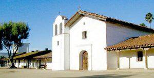 El Presidio De Santa Barbara, California