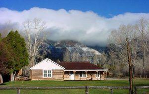 Ewing Snell Ranch, Montana