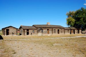 Fort Caspar Living Quarters