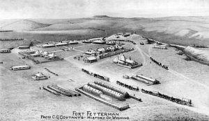 Fort Fetterman Wyoming