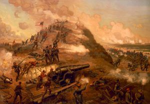 Attack on Fort Fisher, North Carolina