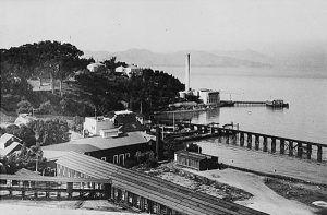 Fort Mason, California, 1920