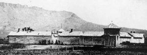 Fort Parker, Montana