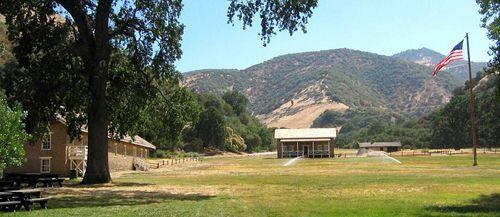 Fort Tejon, California