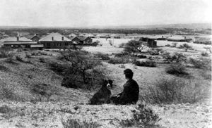 Fort Thomas, Arizona 1882