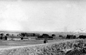 Fort William Henry Harrison, Montana