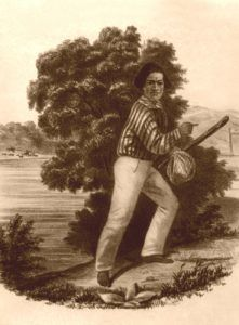 Fugitive Slave, 1845