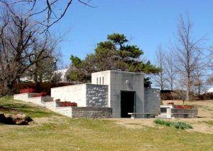 Gilcrease Mausoleum