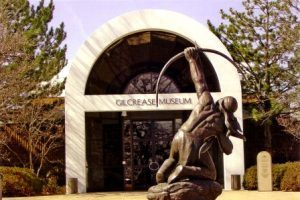 Gilcrease Museum Postcard