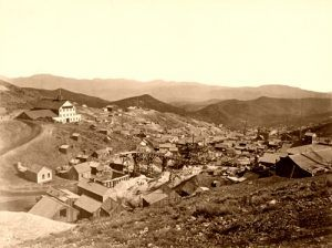 Gold Hill, Nevada, 1867