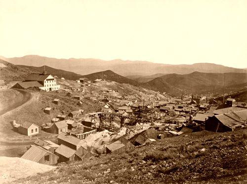 Gold Hill, Nevada, 1867