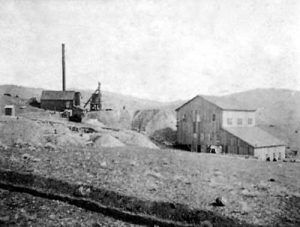 Hassel, Montana Mine and Mill