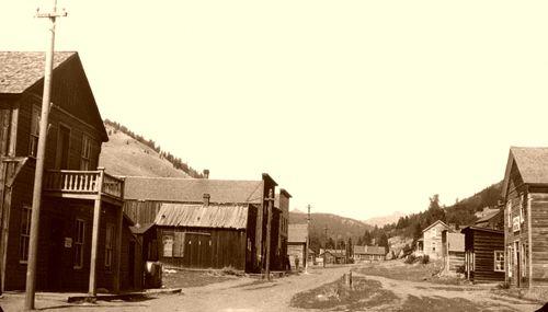 Jardine, Montana