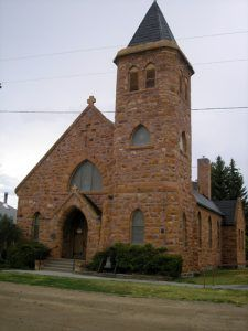 Laurin, Montana Church