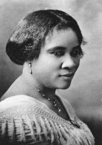 Madam C J Walker