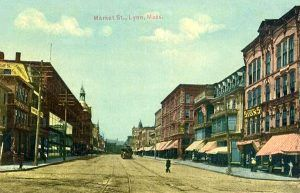 Lynn, Massachusetts in 1911