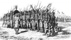 Militia Men