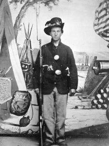 Missouri Civil War Soldier