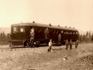 Northern Pacific Motor Car