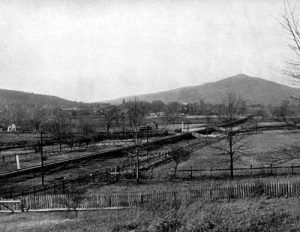 Pilot Knob Mountain, Missouri, 1876