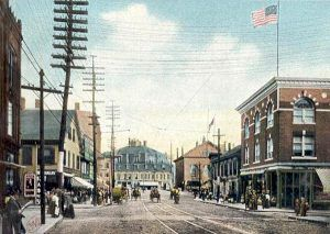 Malden, Massachusetts in 1906