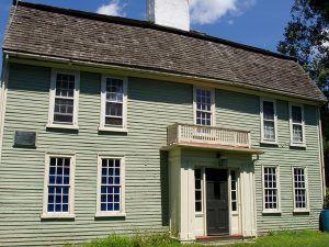 Putnam House, Danvers, Massachusetts courtesy Wikipedia