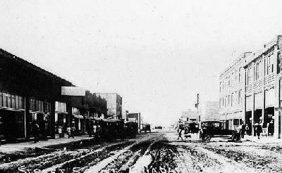 Quapaw Oklahoma 1920s