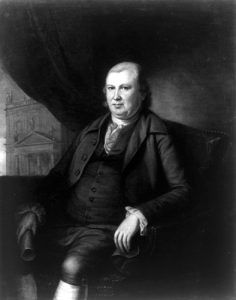 Robert Morris, a banker and friend of George Washington, raised $50,000 for the desperate patriots.
